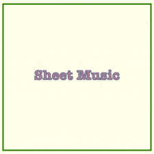 LITTLE ROOM SHEET MUSIC